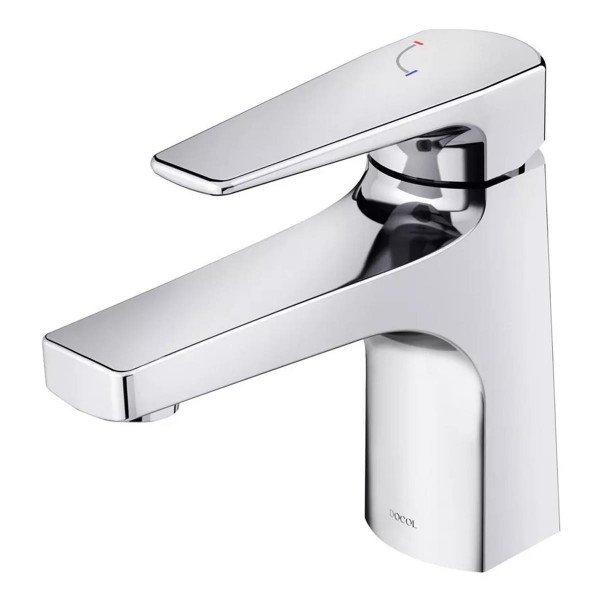 misturador monocomando para lavatorio de mesa docol lift 00795906 1