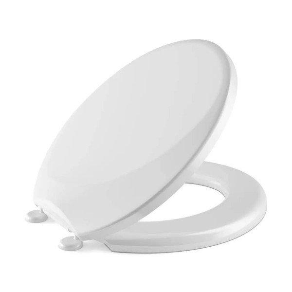 assento sanitario oval tigre suavit almofadado branco 2