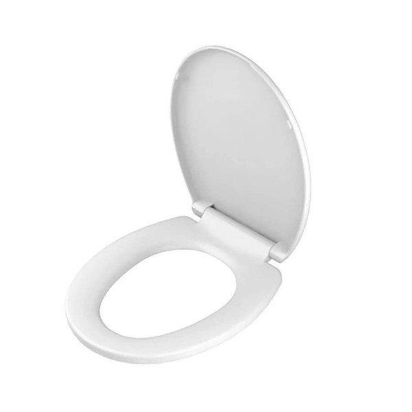 assento sanitario oval tigre smart soft close branco