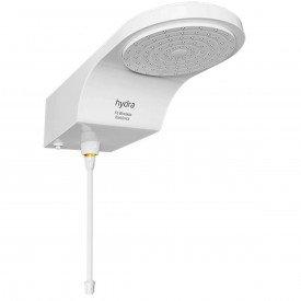 chuveiro hydra fit blindado eletronico branco 6500w 220v 1