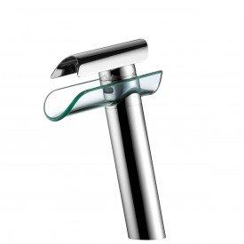 misturador monocomando para lavatorio de mesa lorenzetti loren fall 2877 c75 1