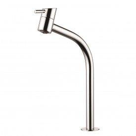 torneira para lavatorio de mesa lorenzetti swan bica alta 1195 c42 1