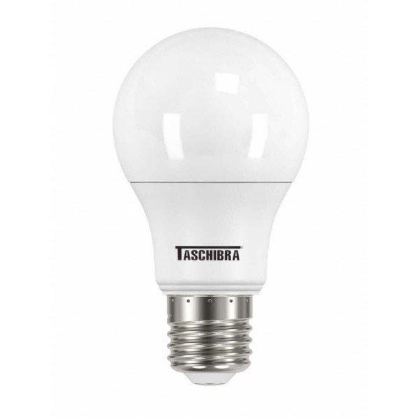 lampada led taschibra tkl 40 amarela 7 w autovolt e27