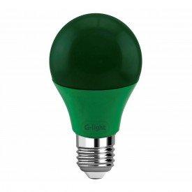 lampada led verde g light 5w a60 1