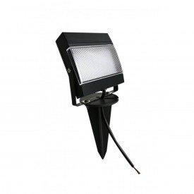 refletor led ecoforce abs 7 5w luz branca 6 000k