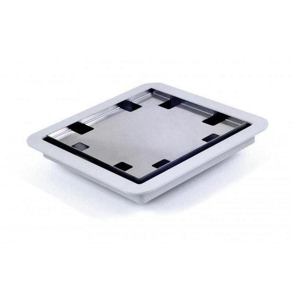 ralo square oculto pvcinox grupo linear 209