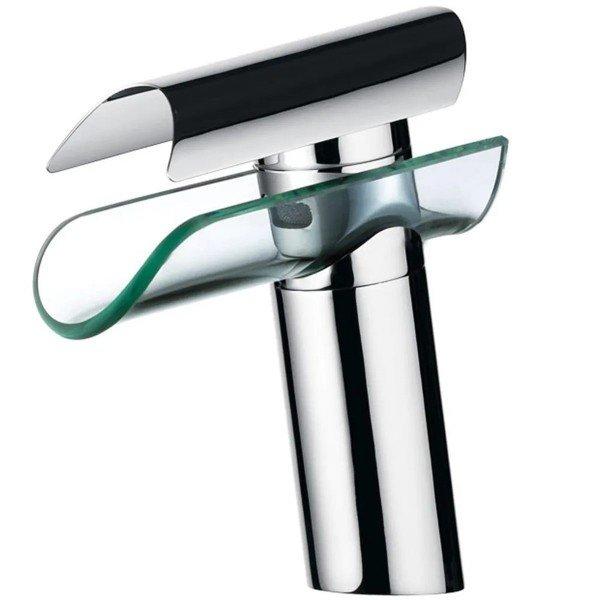misturador monocomando lavatorio vidro lorenfall 2875 f75