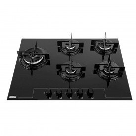 cooktop embutir glass franke 75 gtc a gas 14638