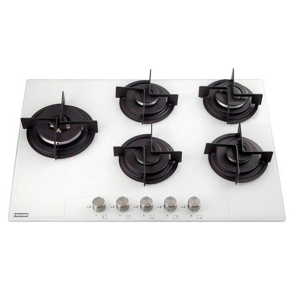 cooktop pure white embutir franke 755 4g a gas 16100
