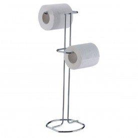 suporte para papel higienico de chao superiore future 1173 cromado