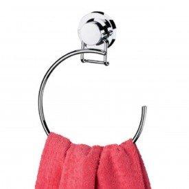 toalheiro argola com ventosa praticita utile future 4057 cromado 3