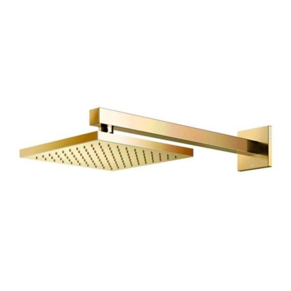 chuveiro de parede docol heaven q200 ouro polido 00888243