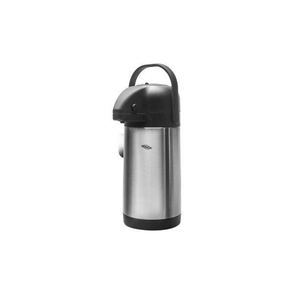 garrafa termica de aluminio brinox 1389 1 9 l