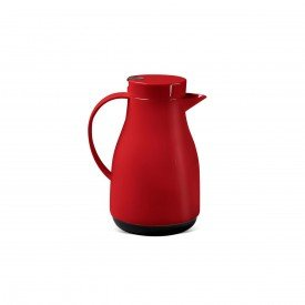 garrafa termica keep brinox vermelha 57711101 500 ml