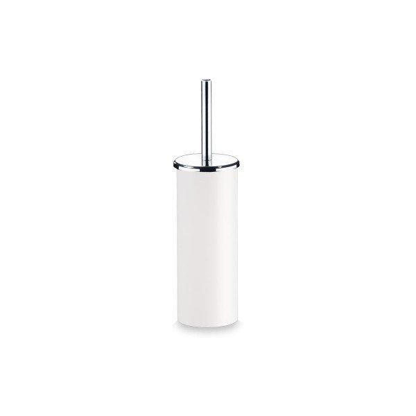 suporte com escova sanitaria banheiro decorline brinox branco