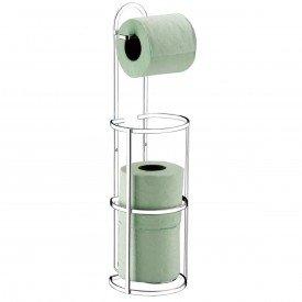 suporte para papel higienico de chao perfezione future 1609 2