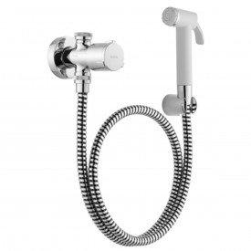 ducha higienica com registro docol riva cromado 00454606